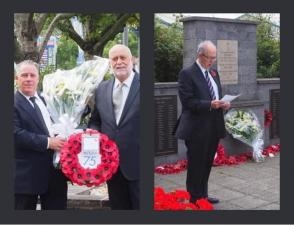 Sawley Remembers VJ Day